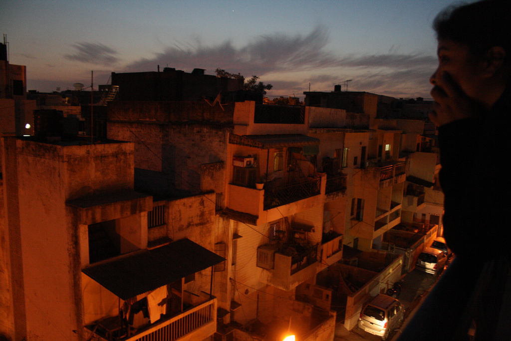 Photo Essay - Sunset Hour in Delhi
