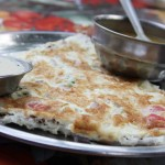 City Food – Egg Dosa, North Campus