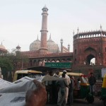 City Series – Stones of Jama Masjid – II, Shahjahanabad