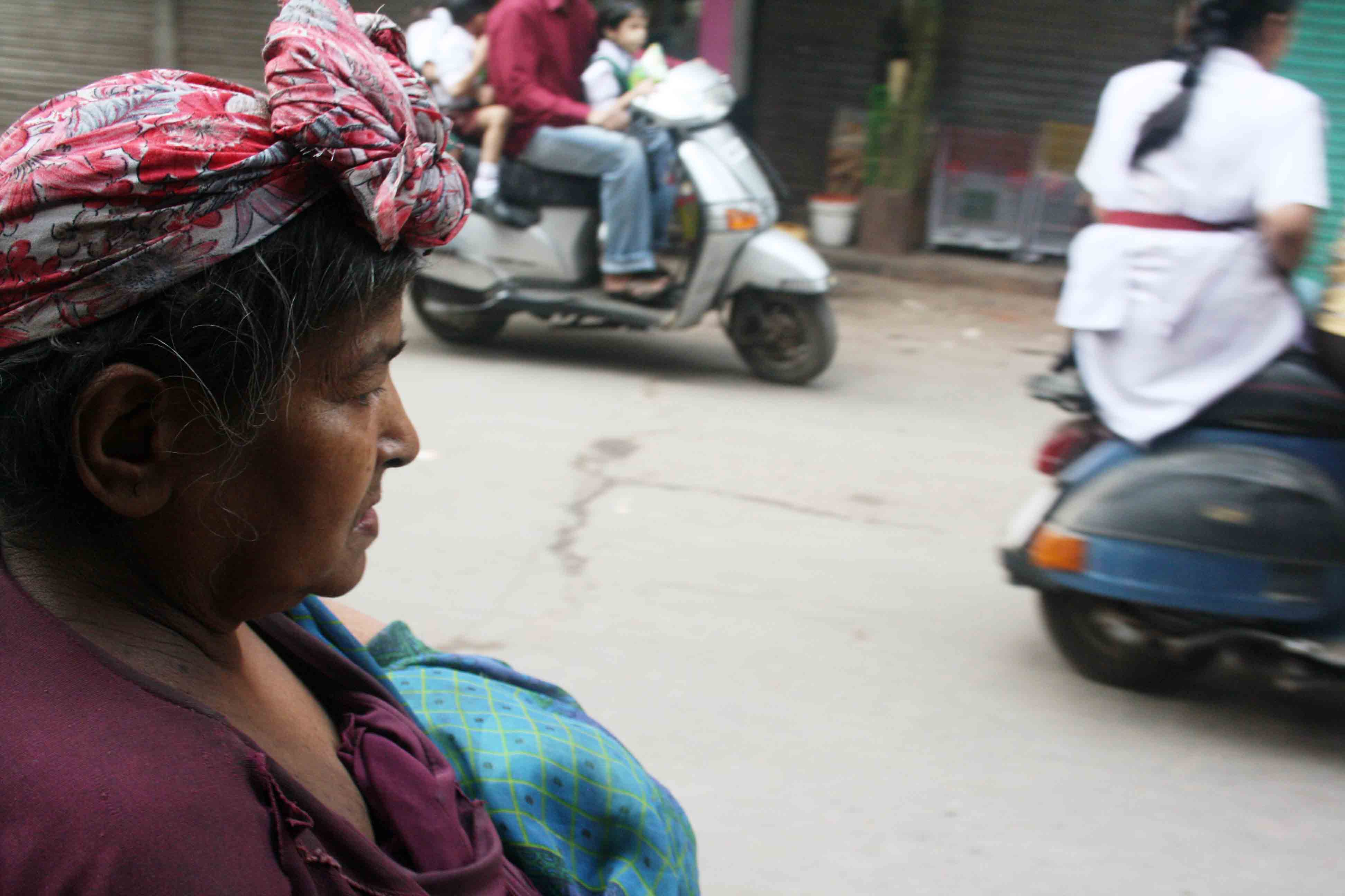 Mission Delhi – Tasleem Bibi, Matia Mahal