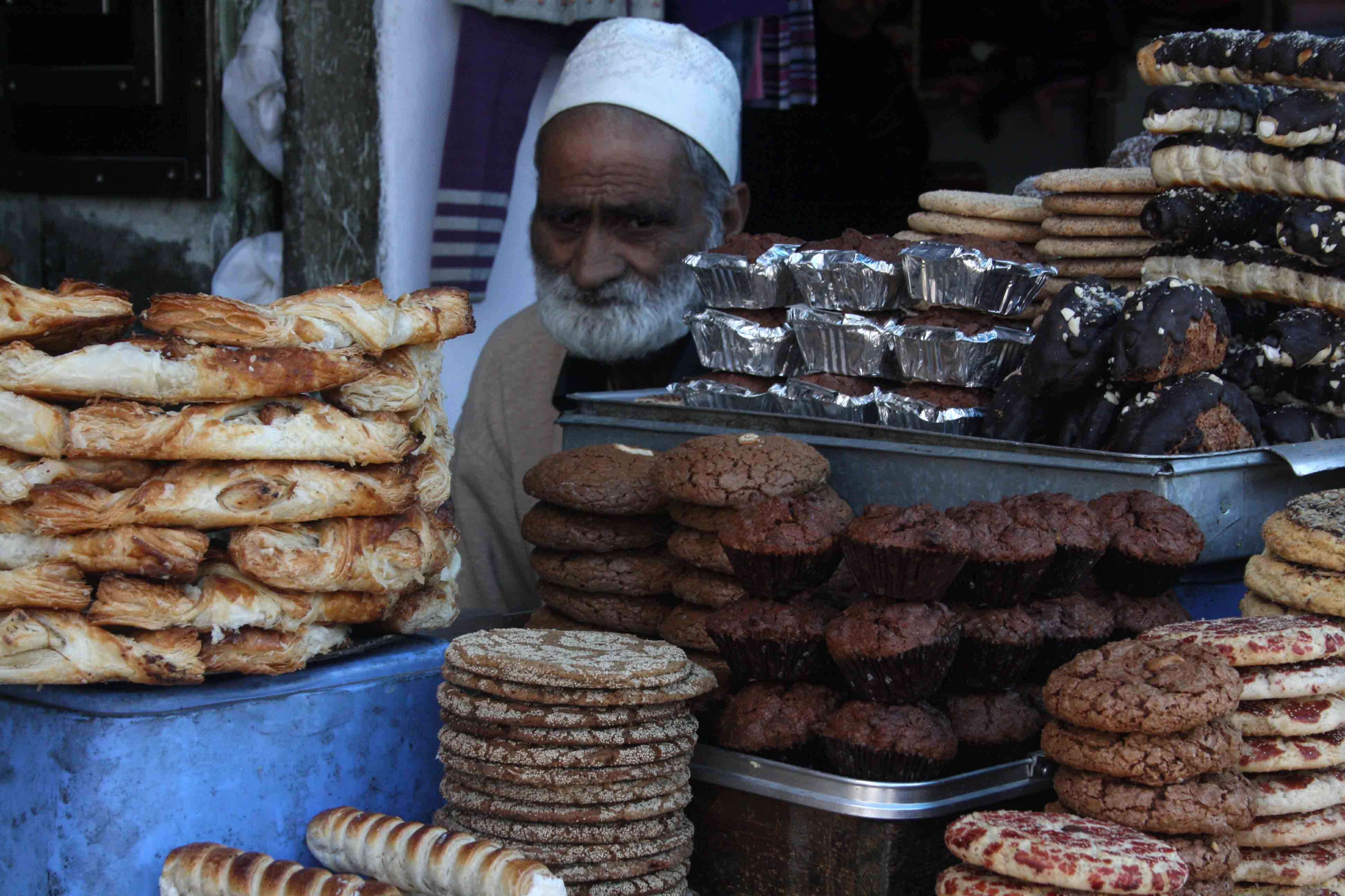 Kashmir Diary – The Faces, Srinagar