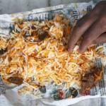 City Food – Biryani, Around Town