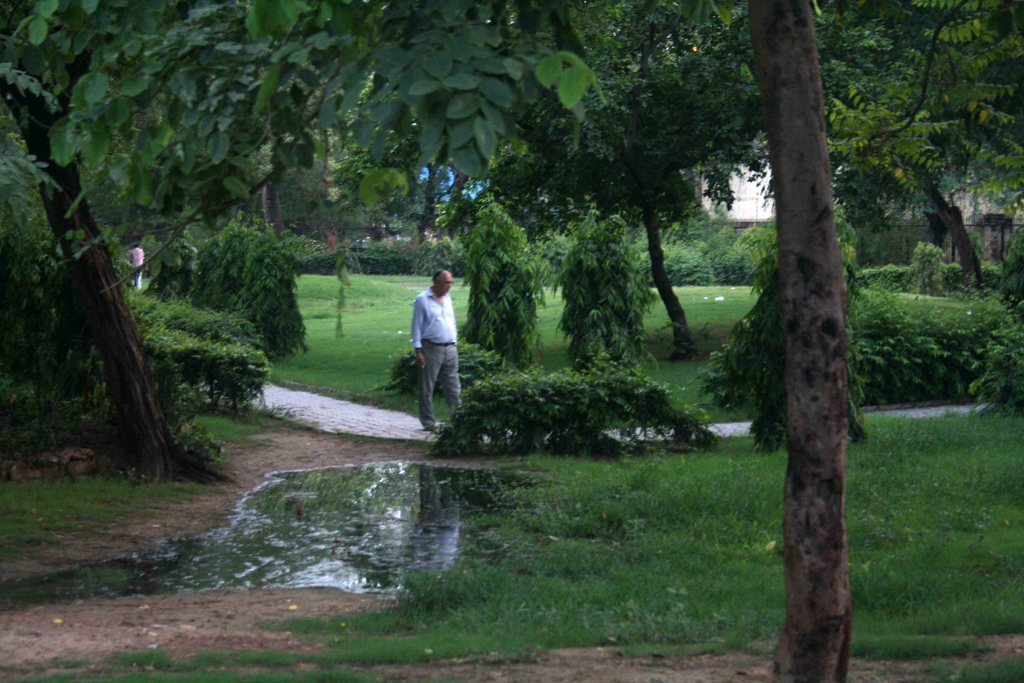 City Hangout – The Park, Outside Humayun's Tomb