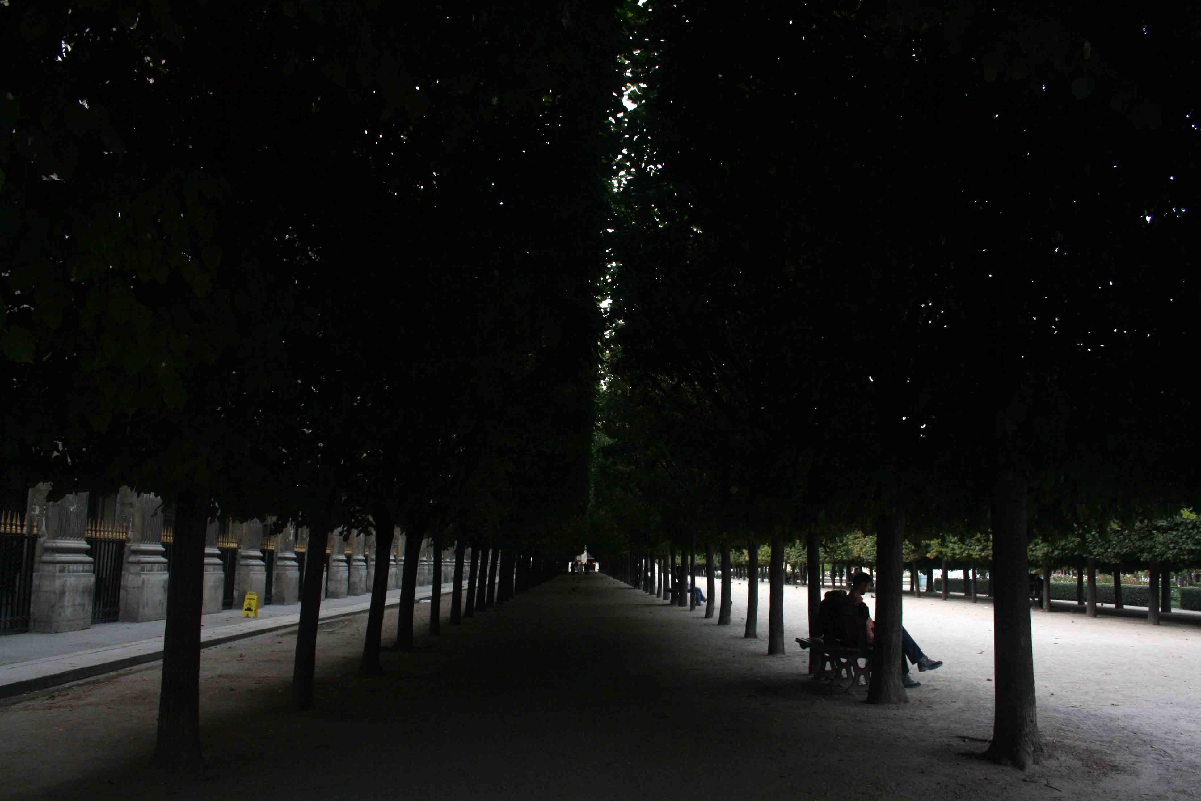 City Travel - Jardin du Palais Royal, Paris