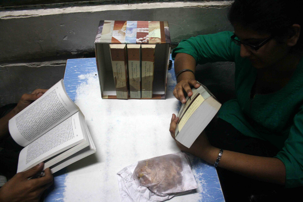 City Reading – The Delhi Proustians XXVIII, Indian Coffee House