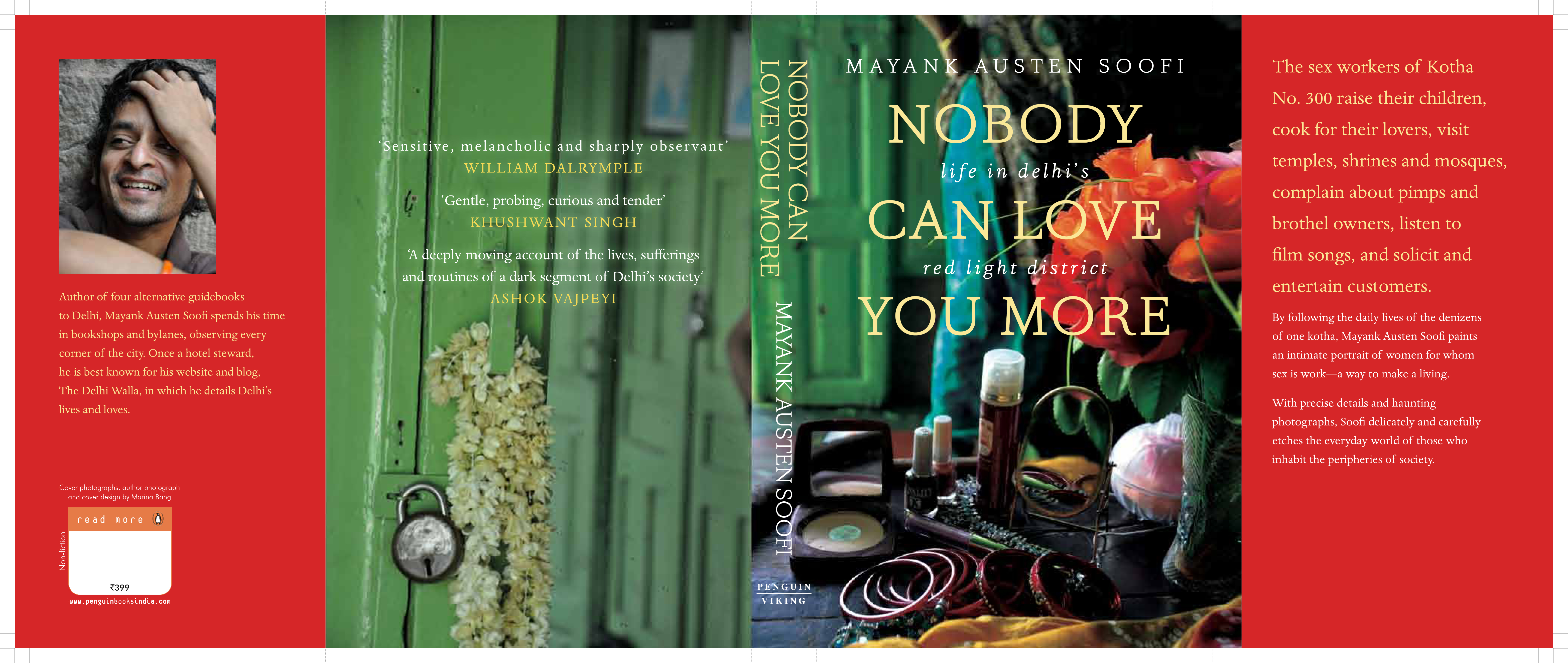 City Book – The US Edition of Nobody Can Love You More