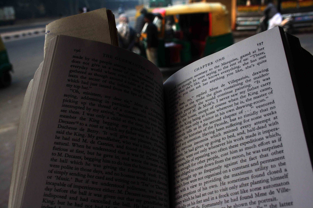City Reading – The Delhi Proustians XXXII, Delite Cinema