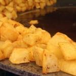 City Food - Aloo Chaat, Around Town