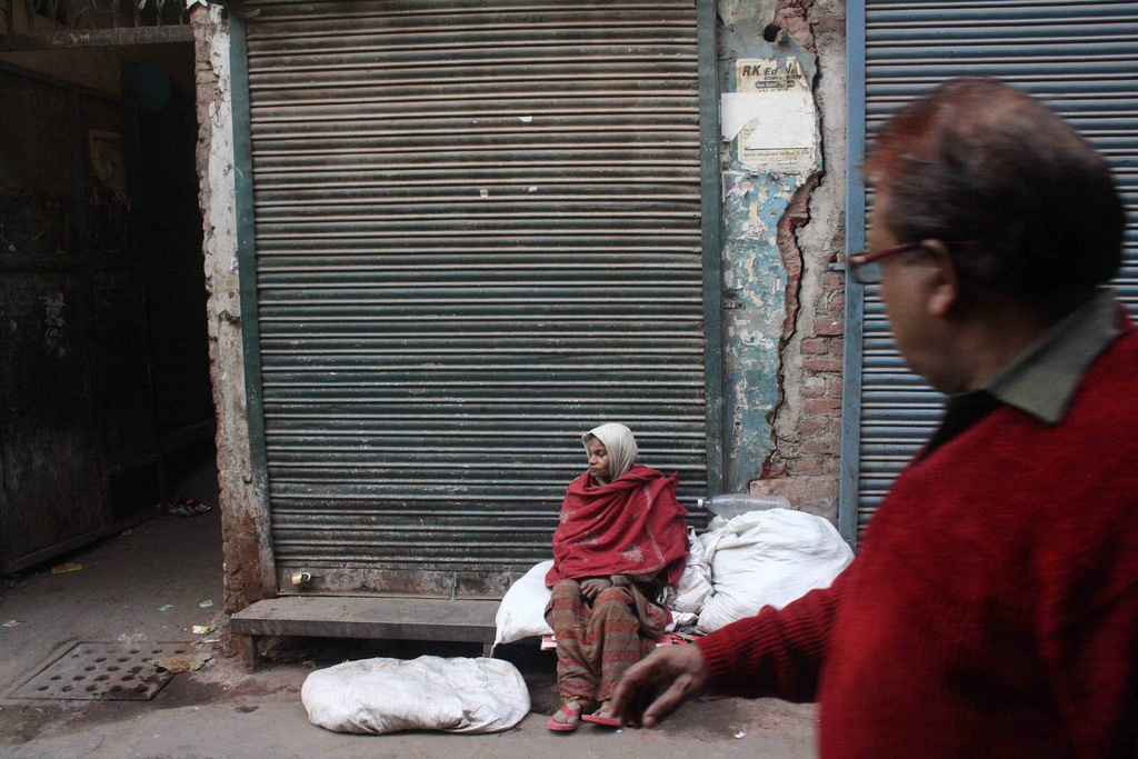 Photo Essay – The Lady and Her Home, A Street