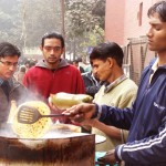 City Food - Paratha, Around Town