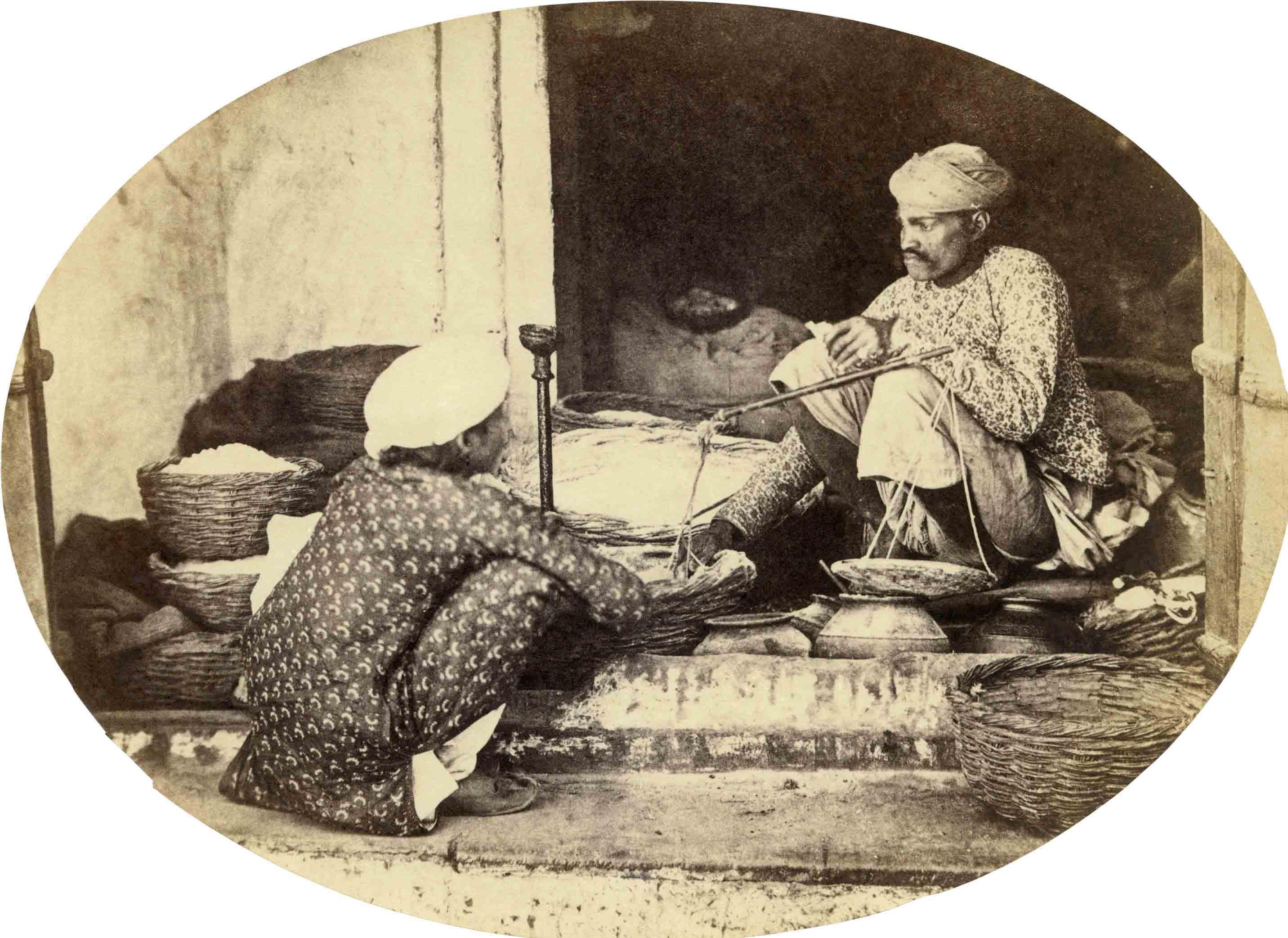 Photo Essay – The Delhiwallas, Then & Now