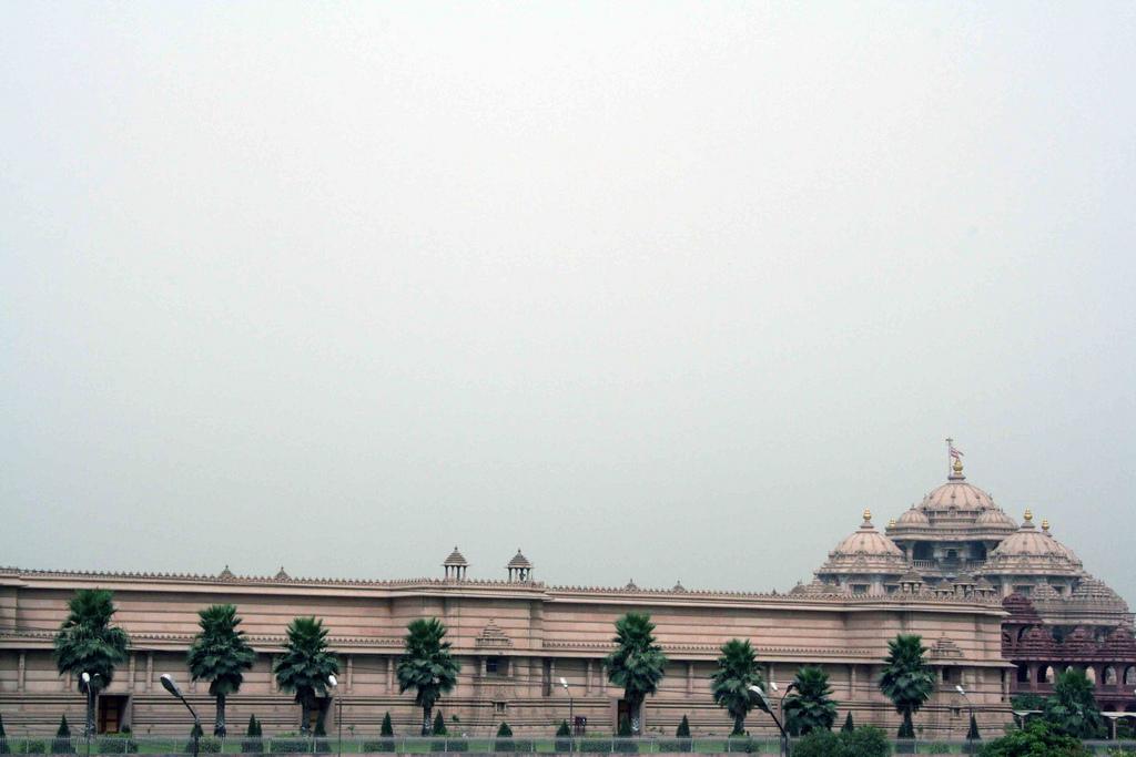 City Monument - Akshardham Temple, Noida Modh