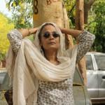 City Sighting - Arundhati Roy, Tansen Marg