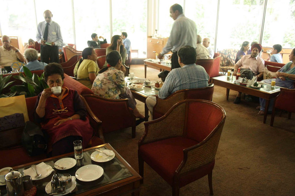 City Hangout - Dining Room & Lounge, India International Centre