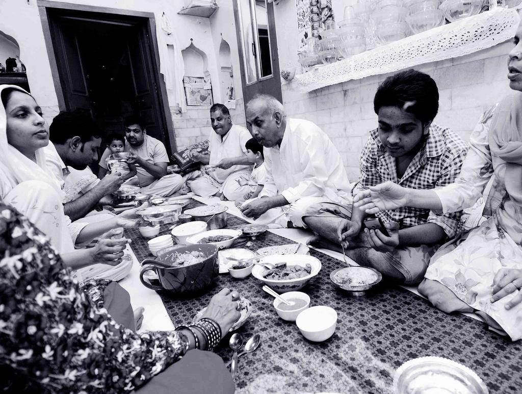 City Faith – Sehri Feast, Gosht Walli Pahari