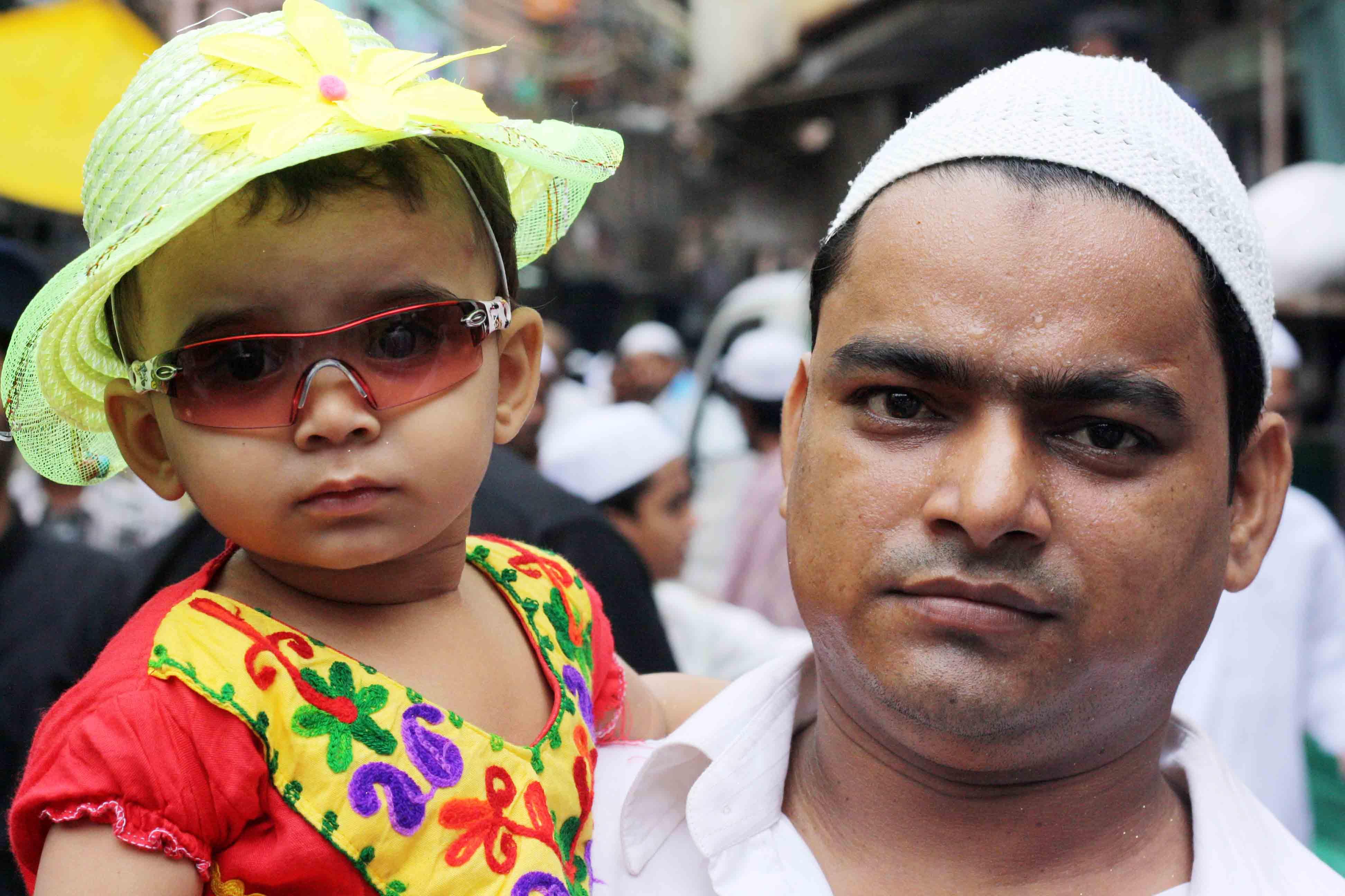 City Faith - The Eid People, Old Delhi