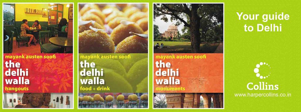 The Delhi Walla Books – The Guardian on the Boxed Set