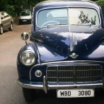 City Sighting – Morris Minor, Jor Bagh
