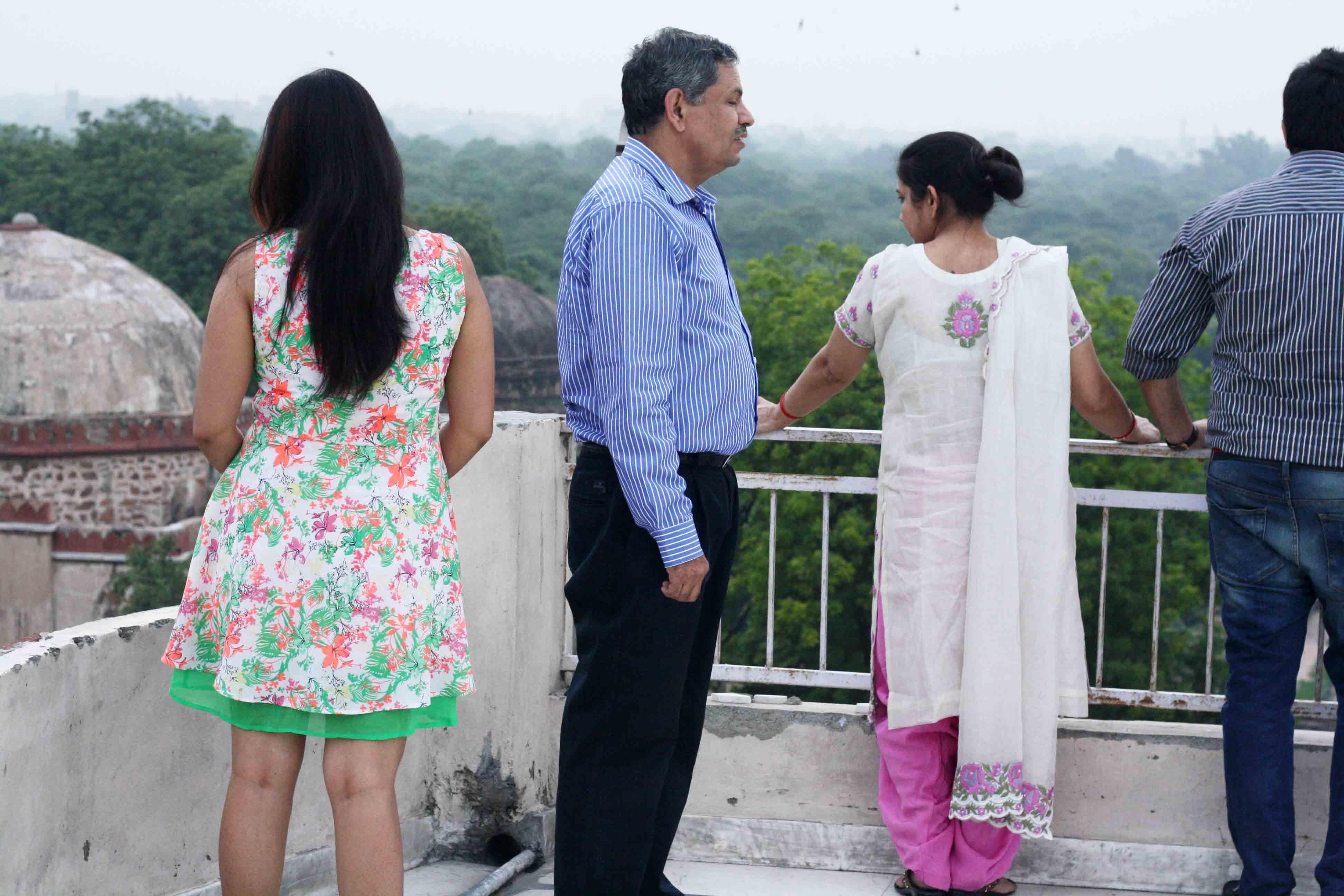 Hauz Khas Series – A House in the Village, Chapter 6