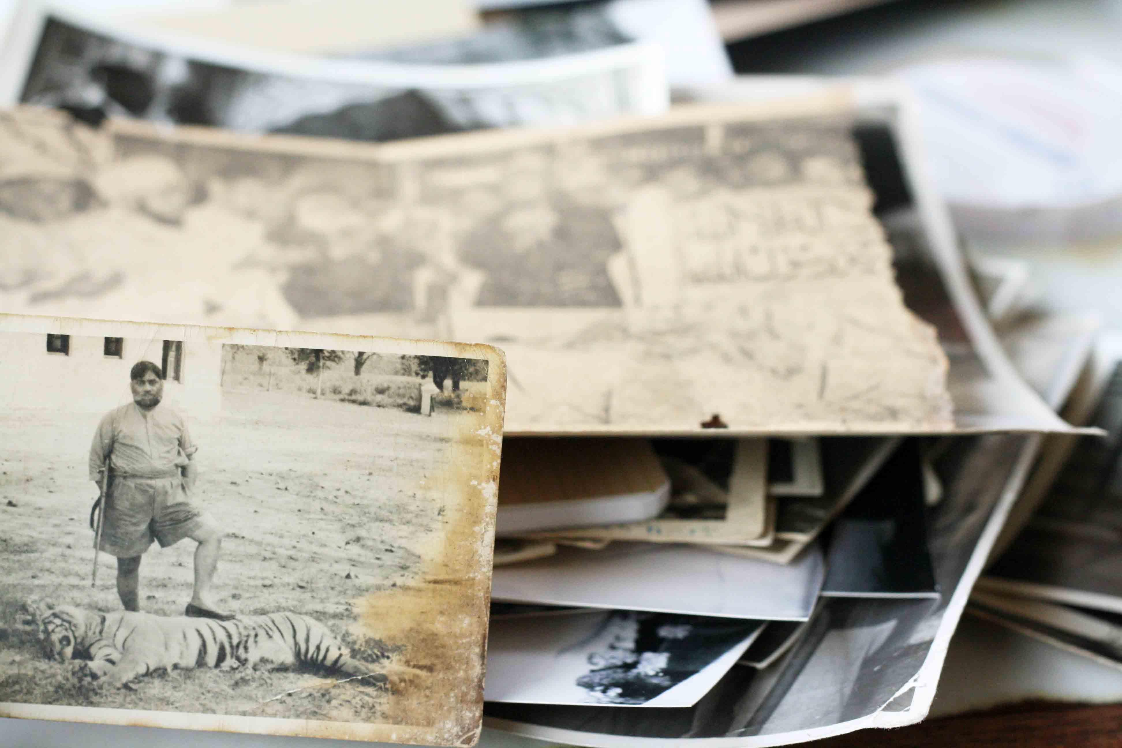 Family Album – The Hajis, Chawri Bazaar