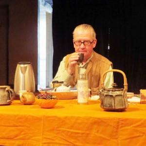 City Food – Delhi Tea Party, The Attic