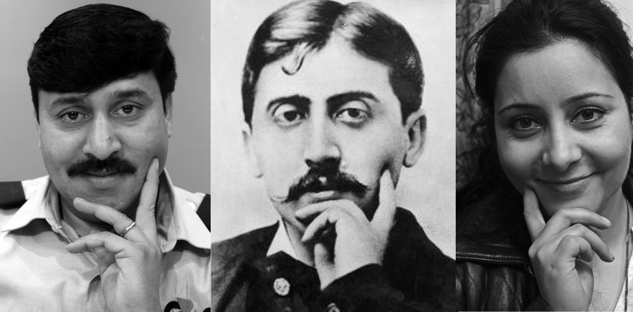 City Portraits – 100 Delhiwallas & Proust, New Year Special