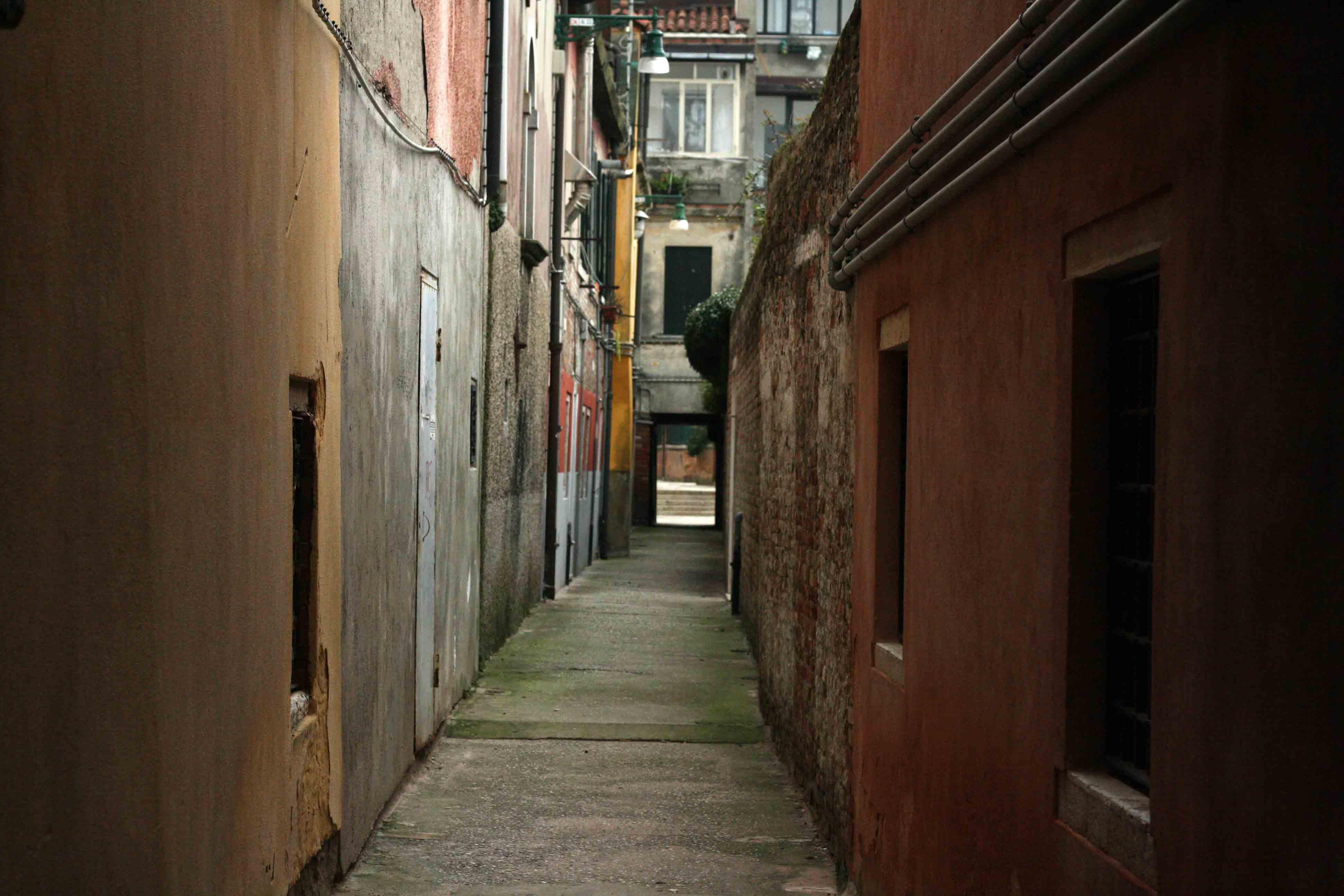 City Travel - Old Delhi Streets, Venice