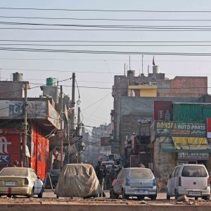 Delhi Metro – Jahangir Puri, Yellow Line