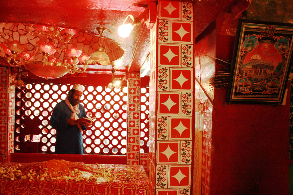 City Faith - Hazrat Sarmad Shaheed's Dargah, Near Jama Masjid