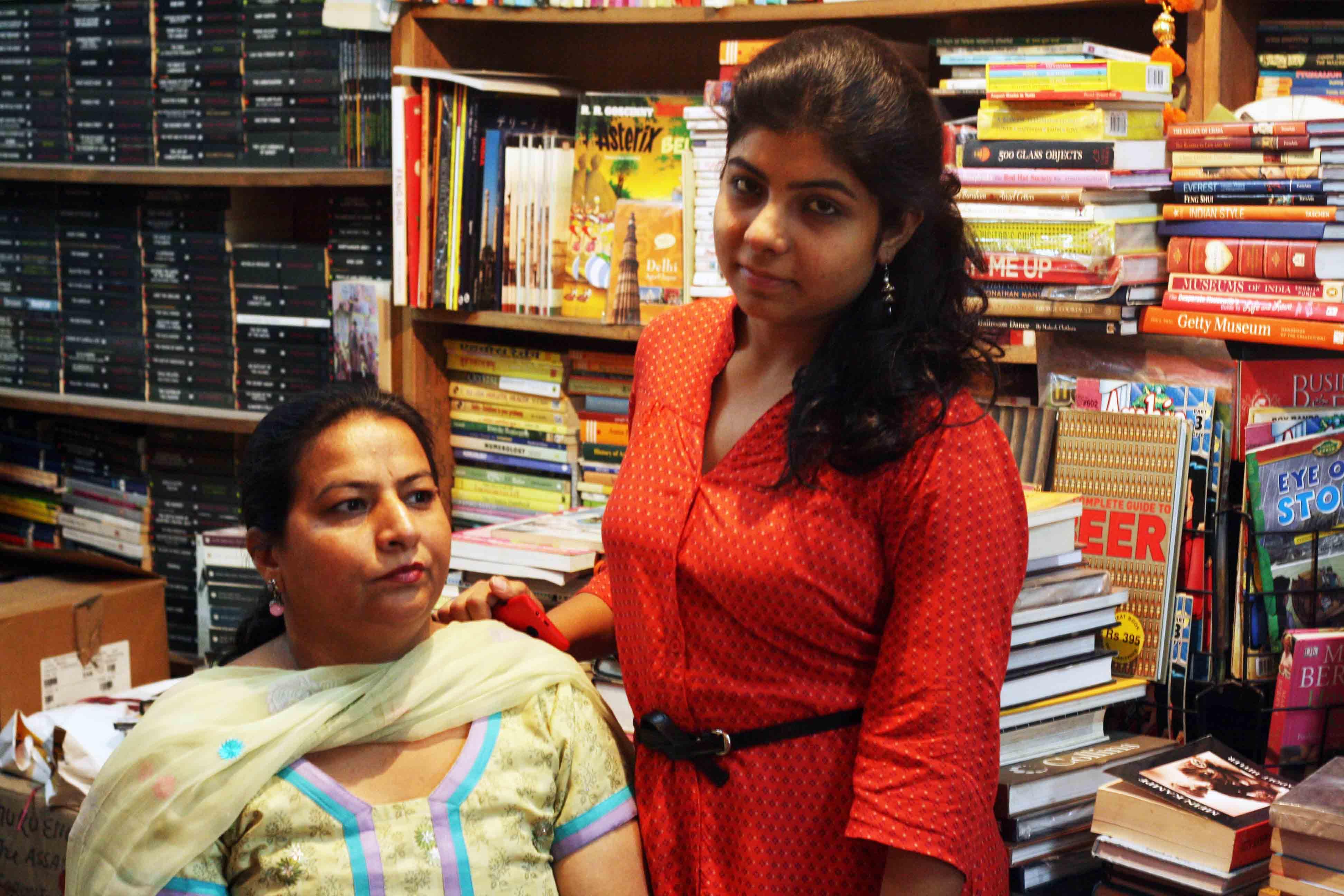 City Regions - Feminism, Rajouri Garden & Lajpat Nagar