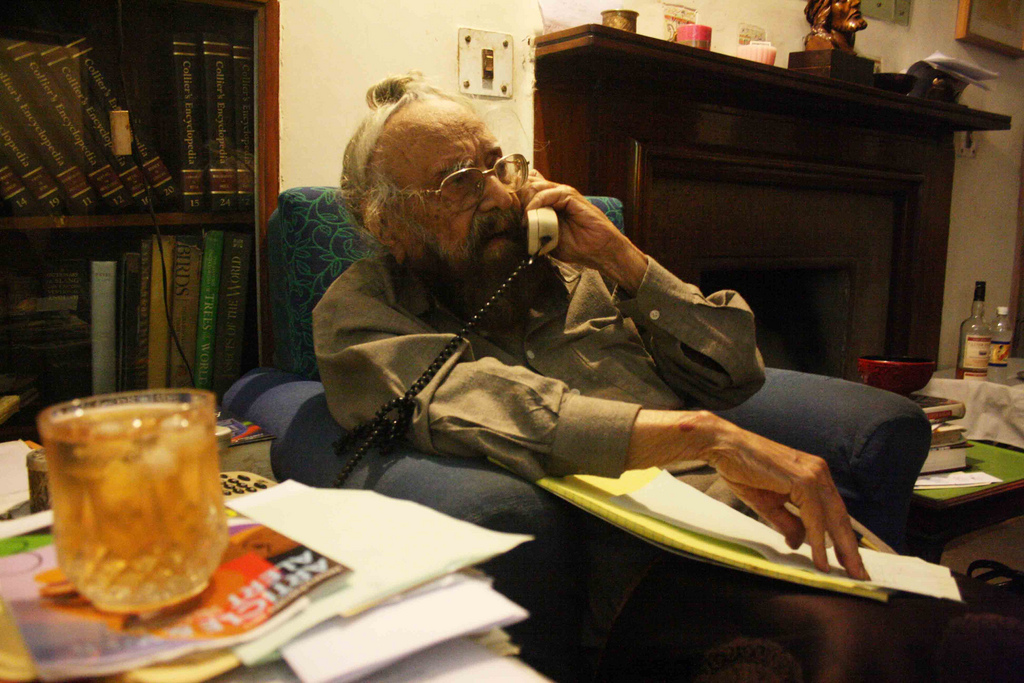 City Obituary - Khushwant Singh, 1915-2014