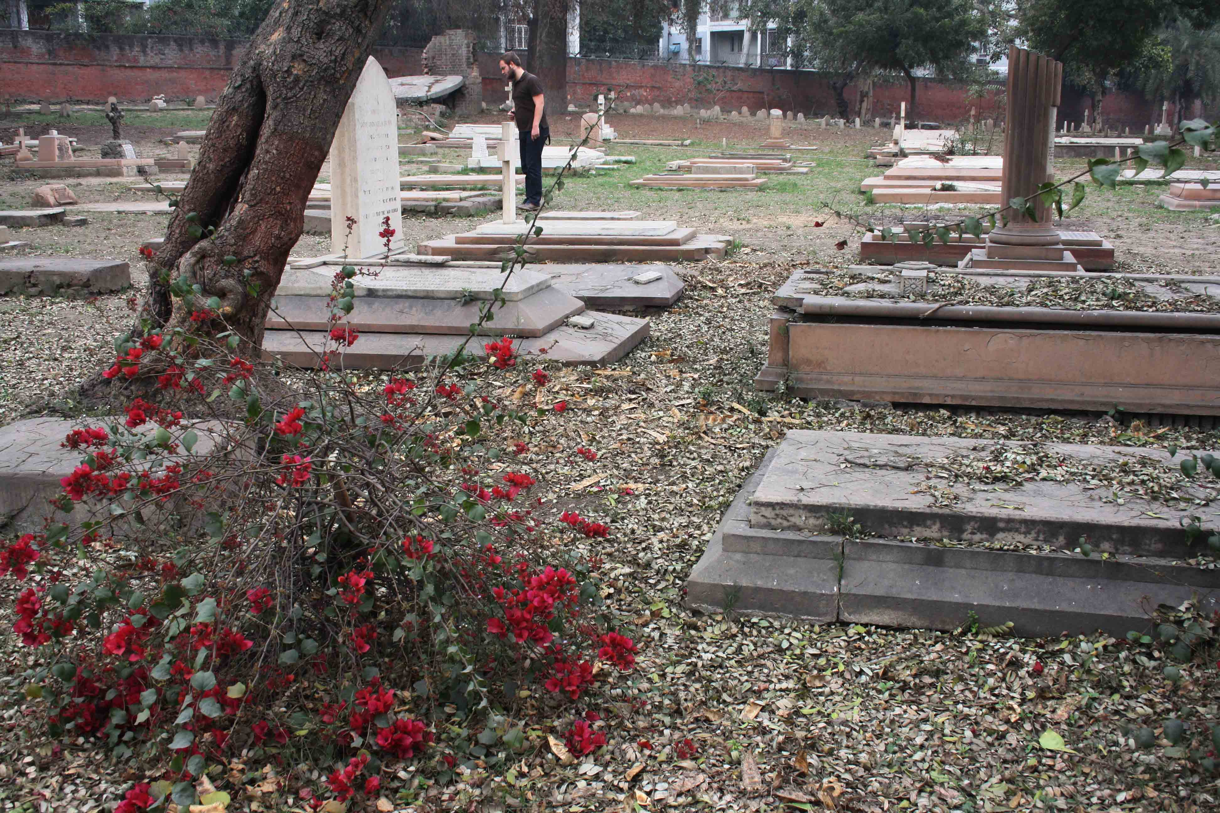 City Monument - Nicholson Cemetery, Kashmere Gate