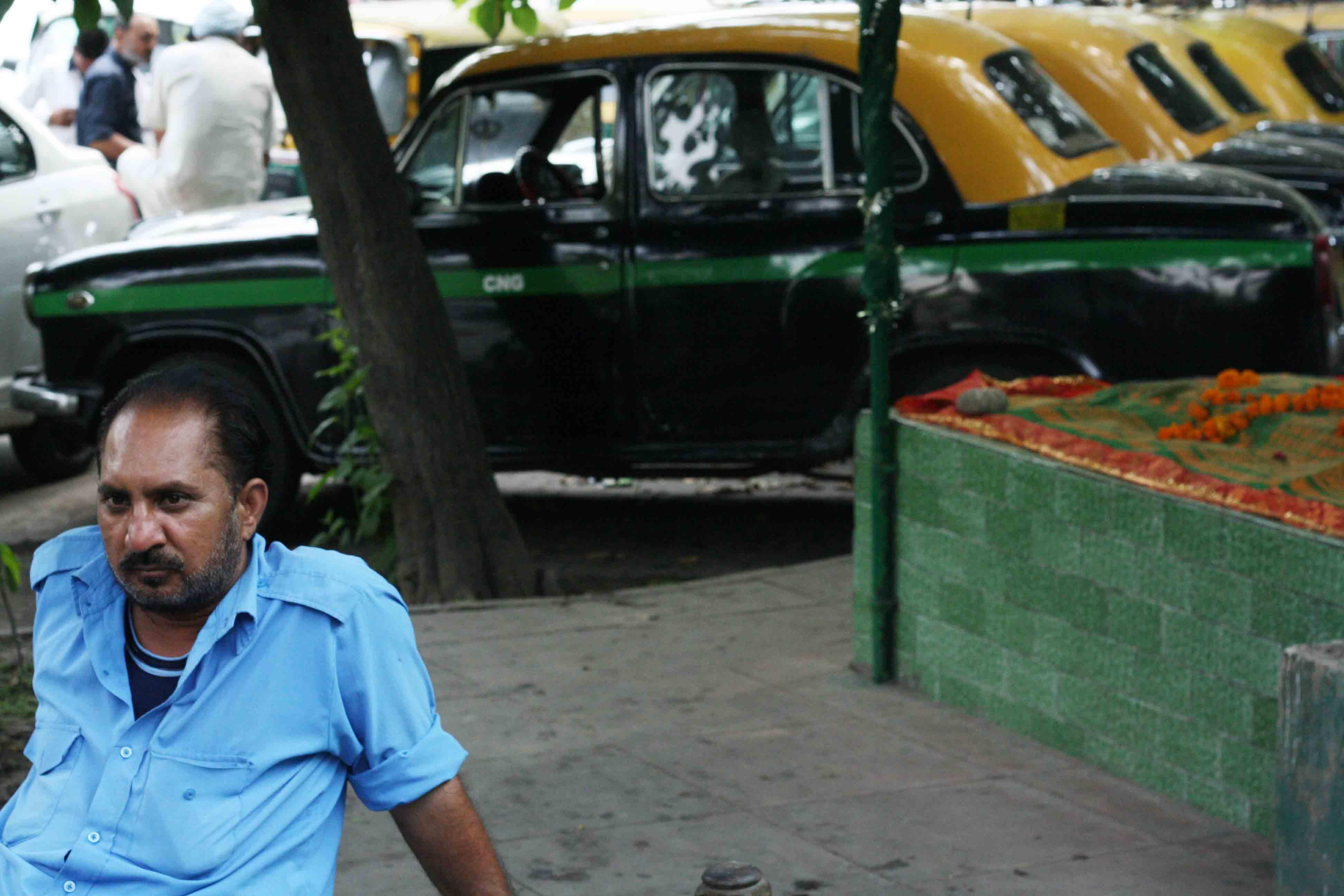 City Landmark - Taxi Stands, Around Town