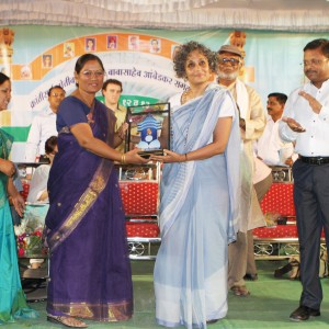 City News - An Important Award for Arundhati Roy, Yavatmal