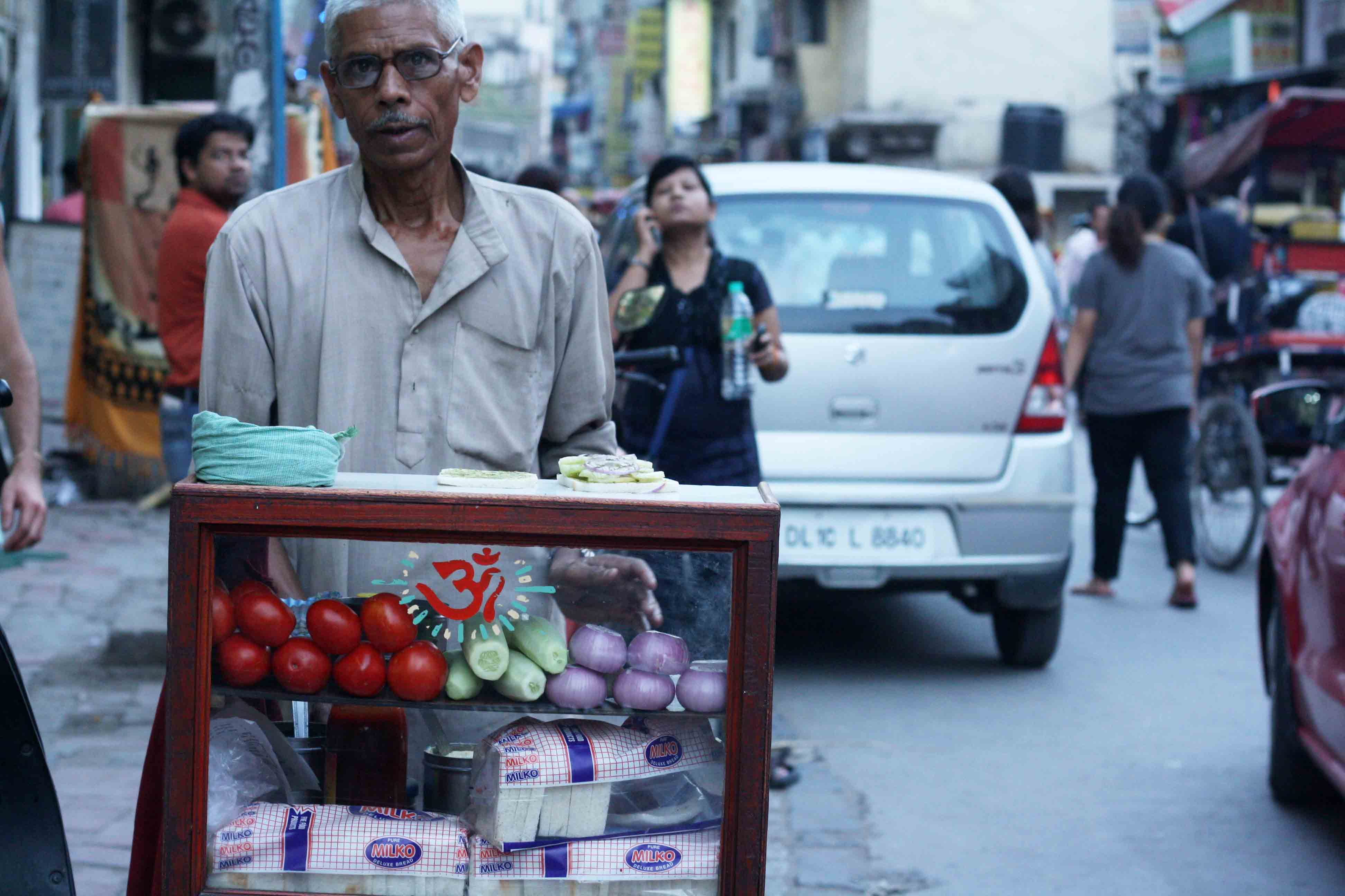 Mission Delhi – Ramchander, Paharganj