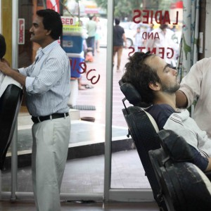 City Landmark – Bharat Hair Dresser, Khan Market