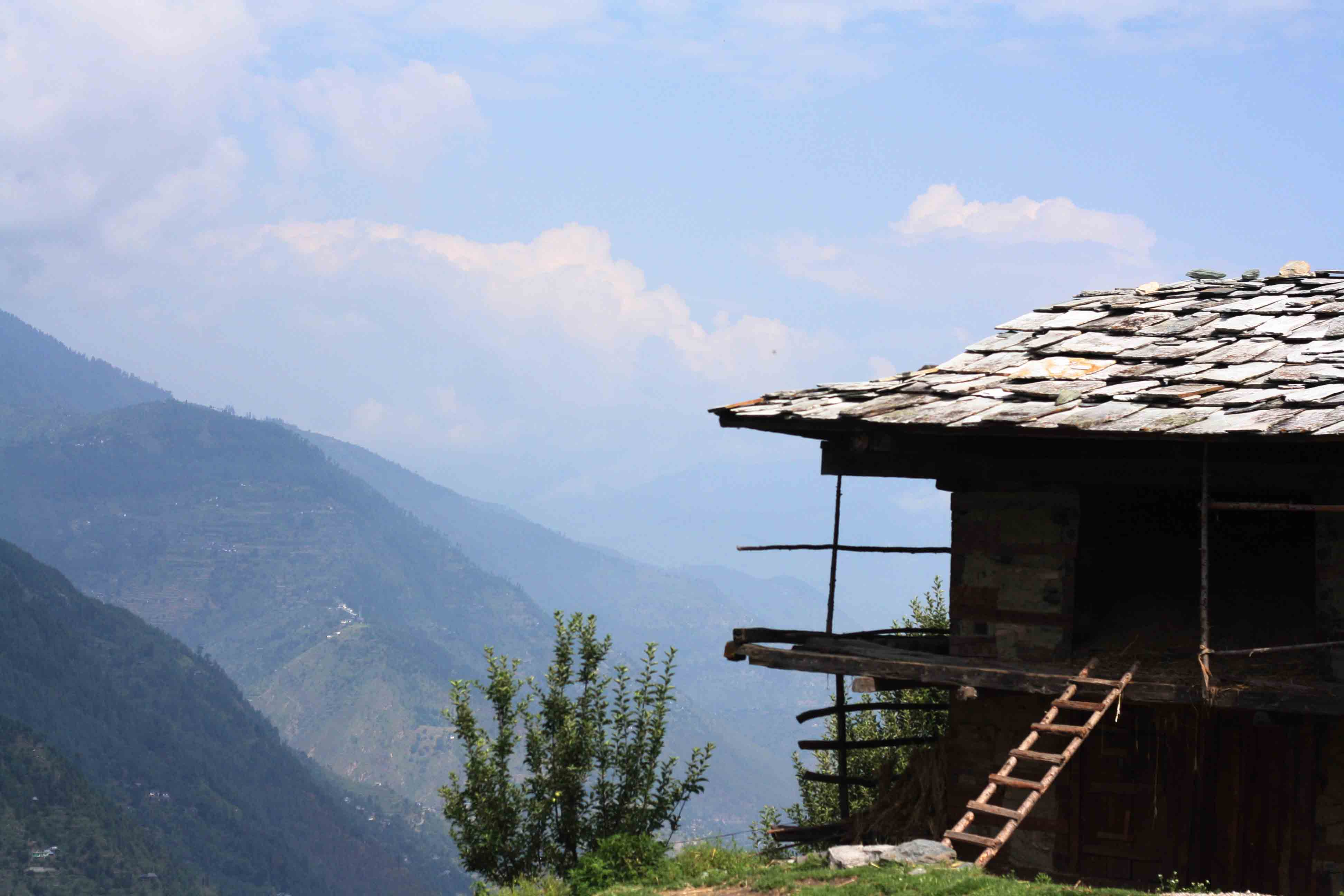 City Travel - Pekhari Village, Great Himalayan National Park