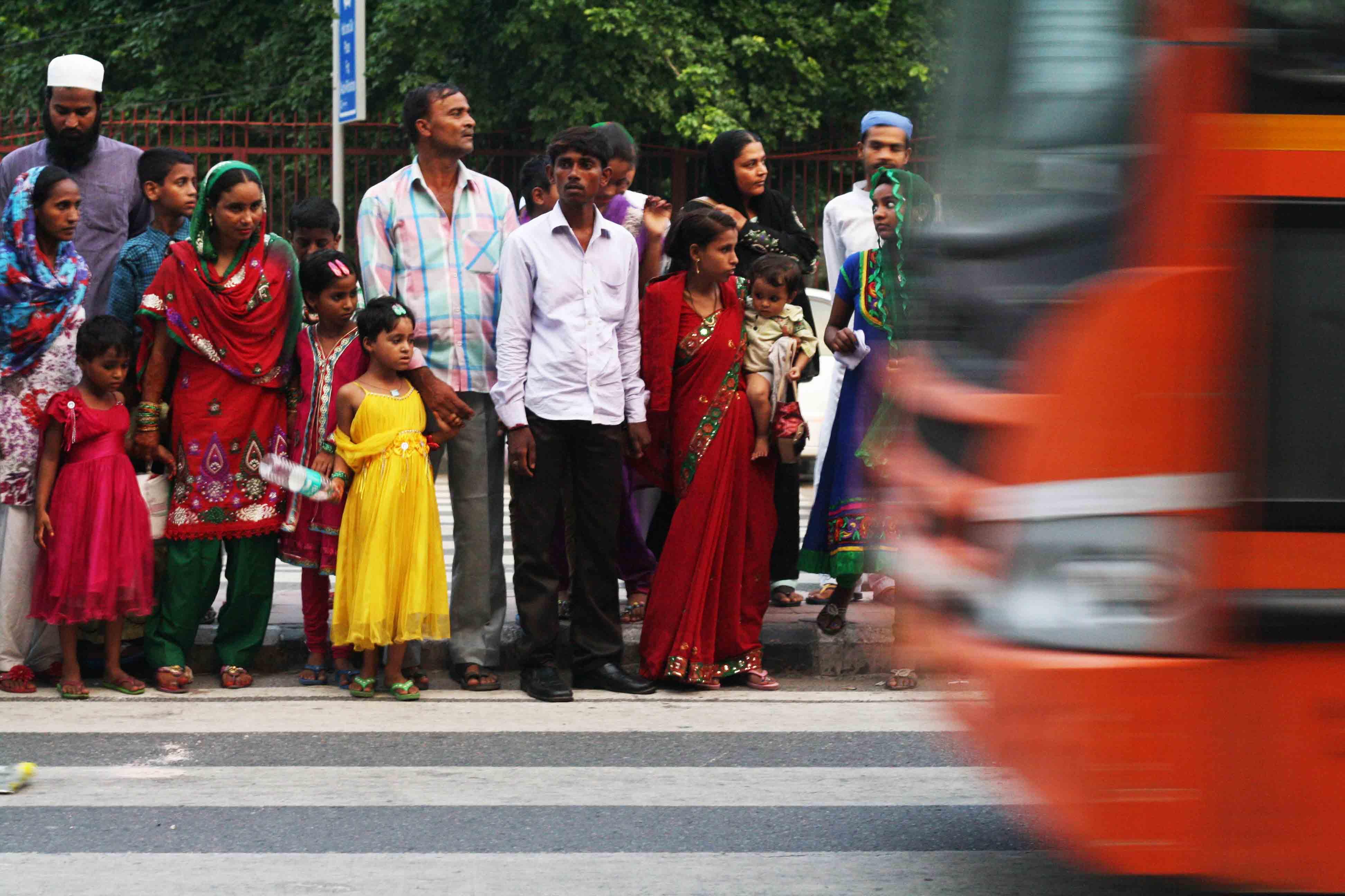 Atget's Corner – 411-415, Delhi Photos