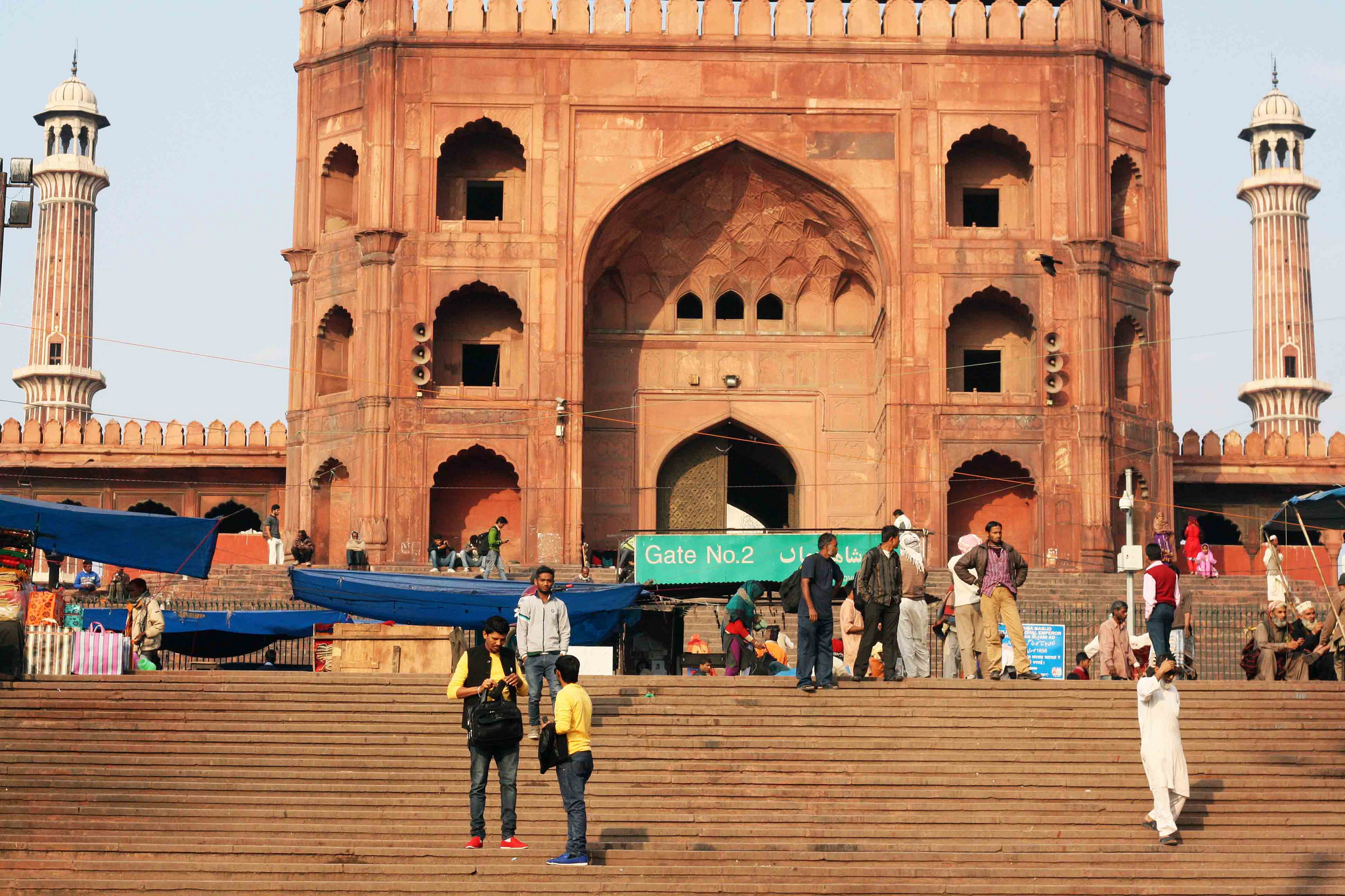 City Series – Crooks, Smackies & Whores, Stones of Jama Masjid V