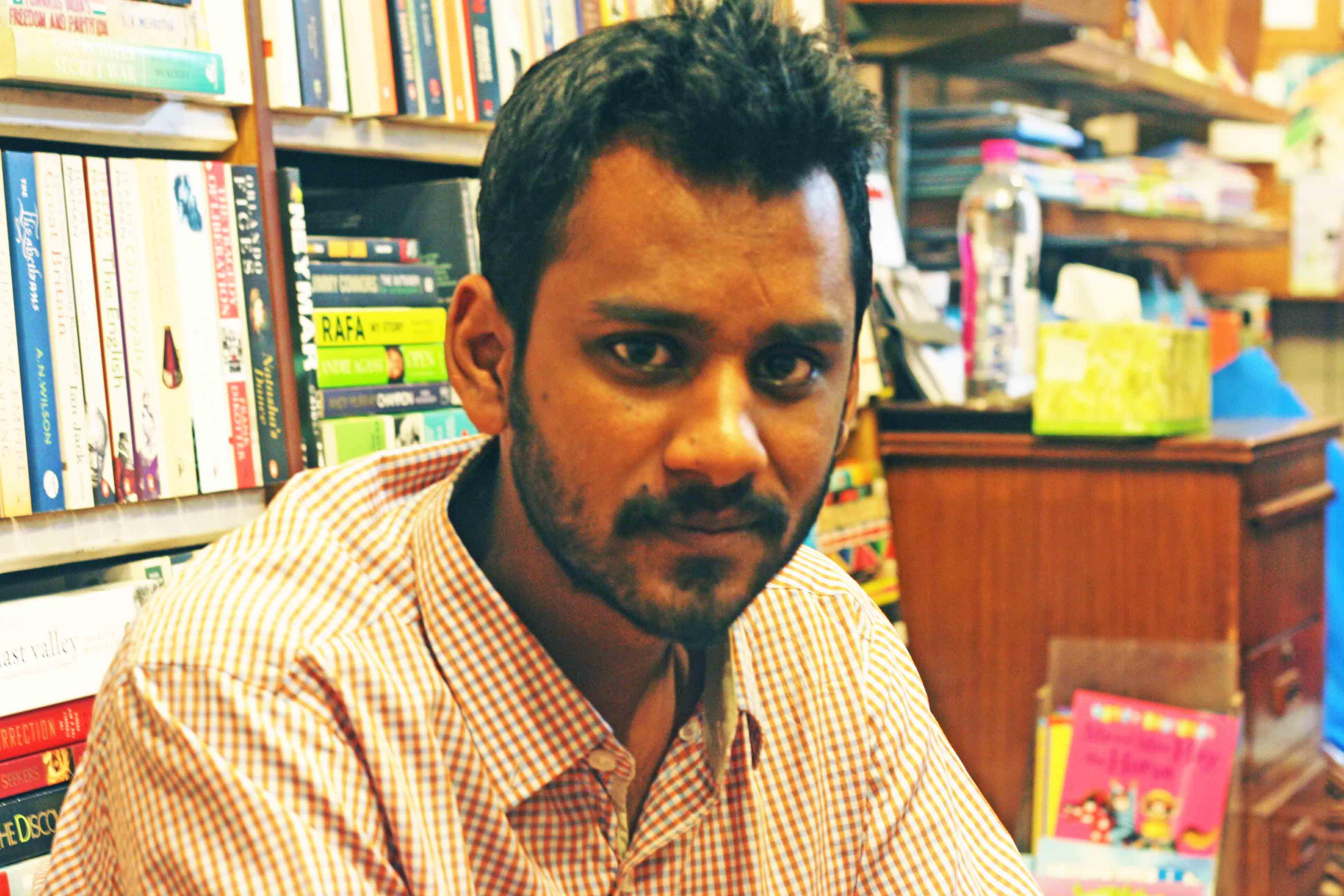 Delhi's Proust Questionnaire – Naman Govil, The Book Shop