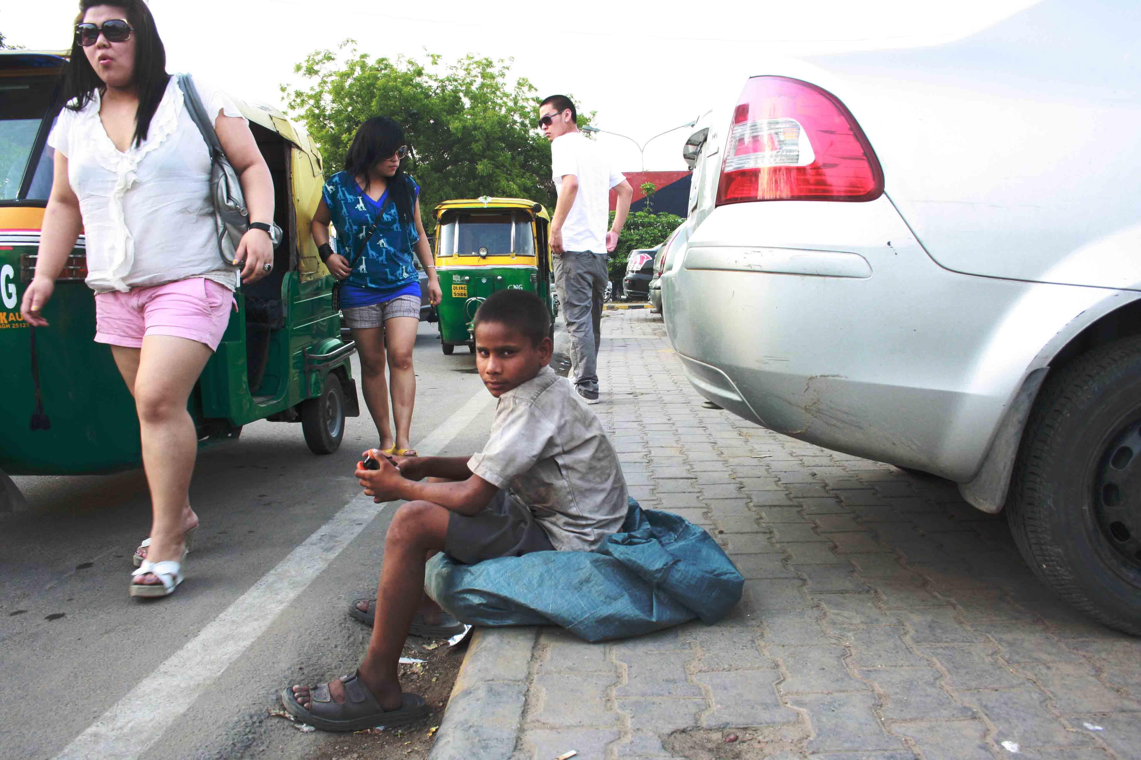 Atget's Corner – 571-575, Delhi Photos