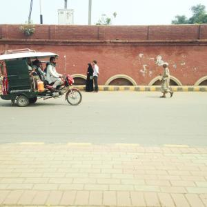 Letter from Lahore - Delhi Dreaming, Pakistan