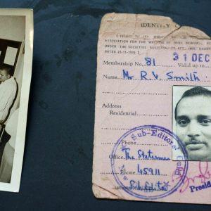 Family Album – The Smiths, Mayapuri