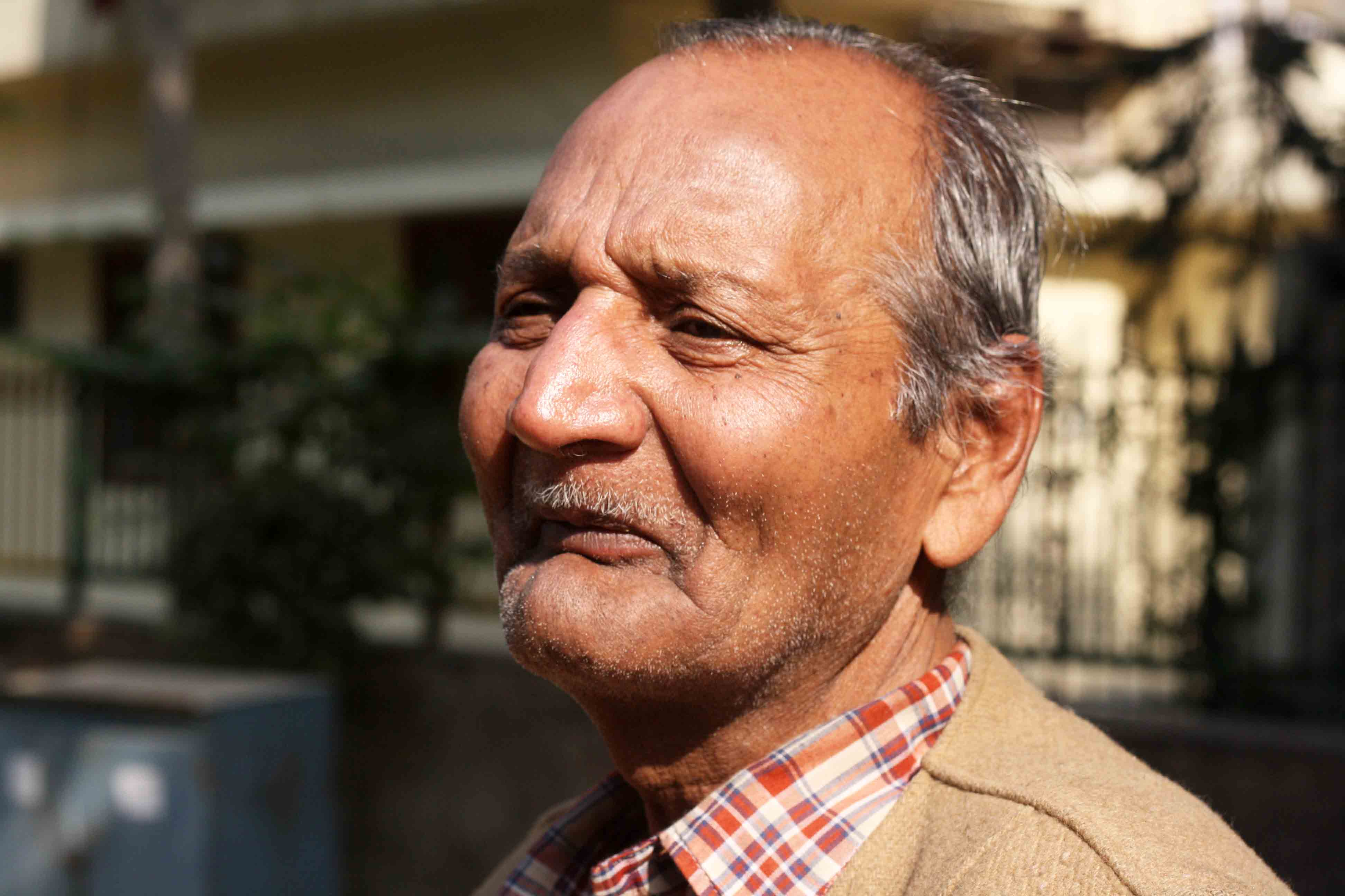 Mission Delhi - Ronald Vivian Smith, Vatika Apartments