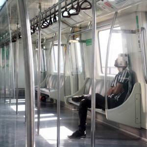 Delhi Metro - Poet-Commuters, Around Town
