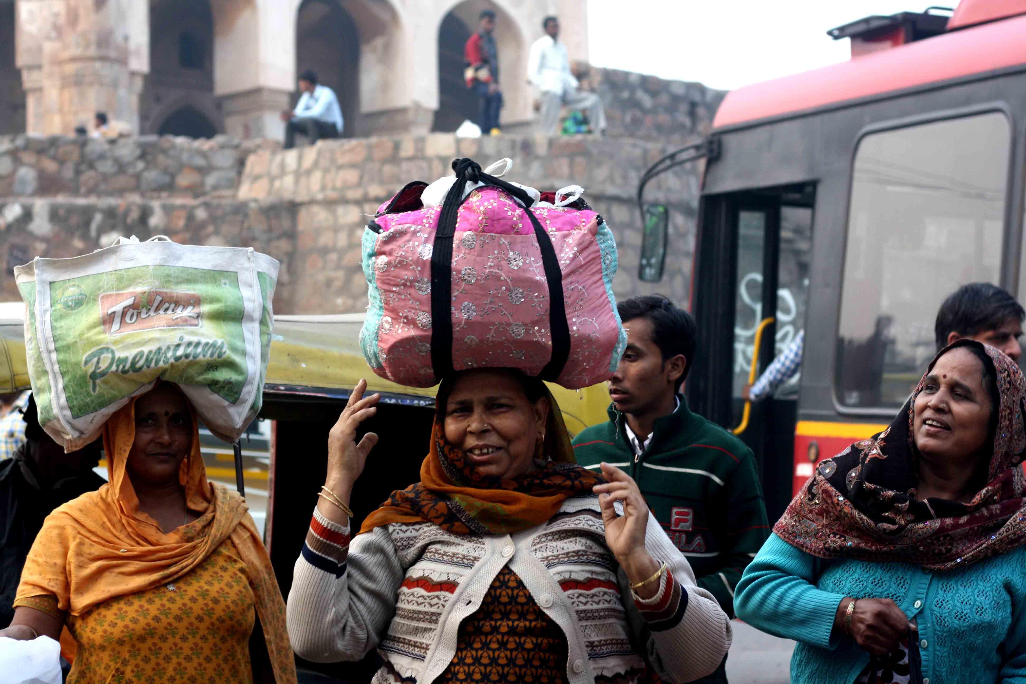 Atget's Corner – 661-665, Delhi Photos