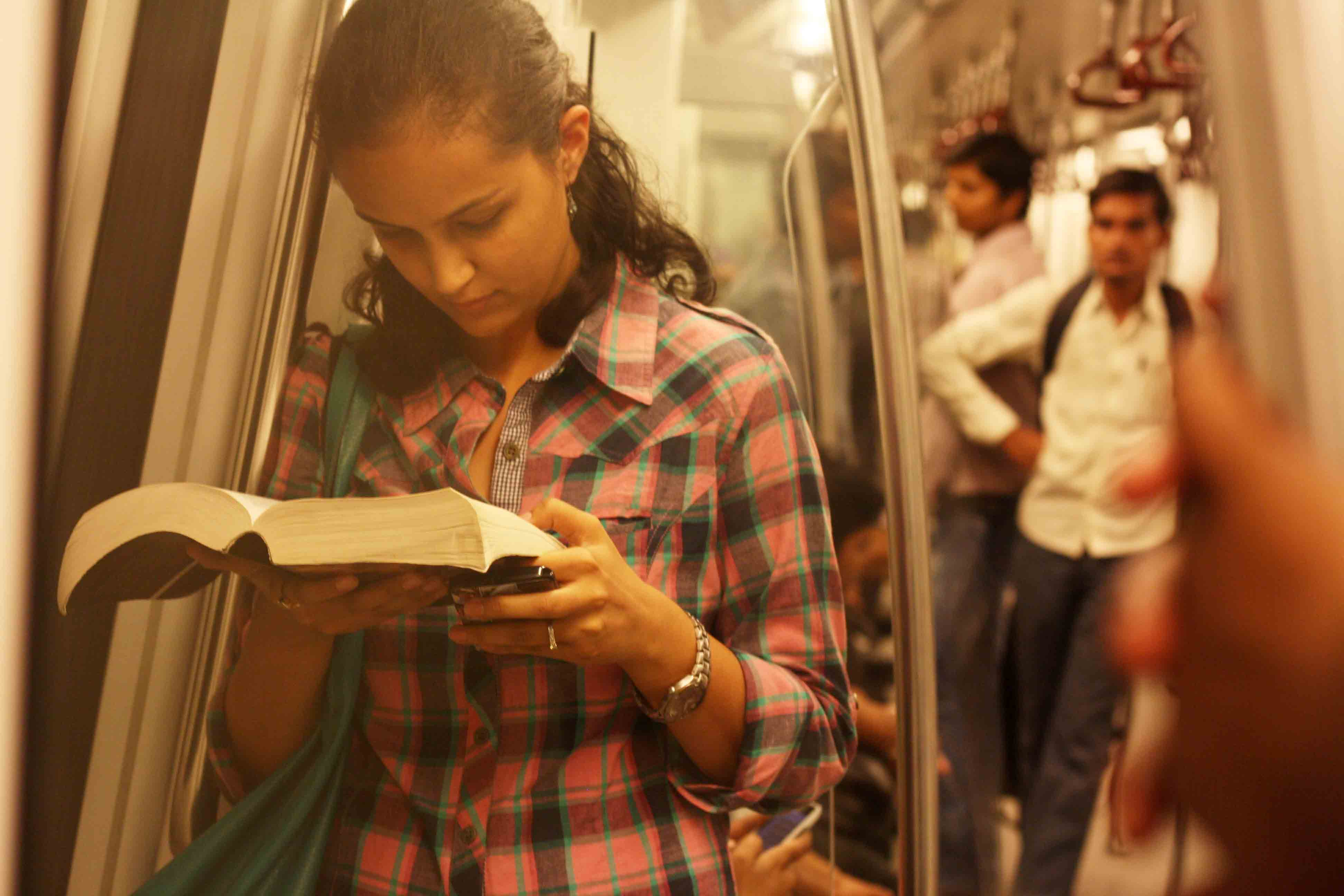 Delhi's Bandaged Heart – Manika Dhama, Delhi Metro - Blue Line