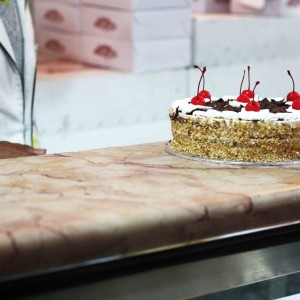 City Food - Wenger's Cake Shop, Connaught Place
