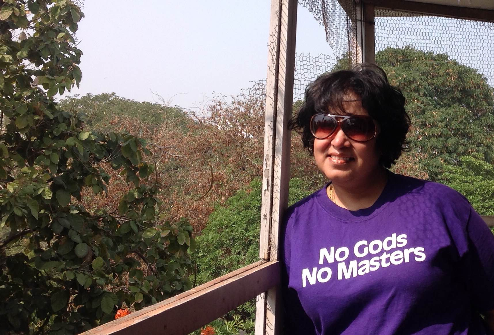 Our Self-Written Obituaries – Taslima Nasreen, Somewhere in New Delhi