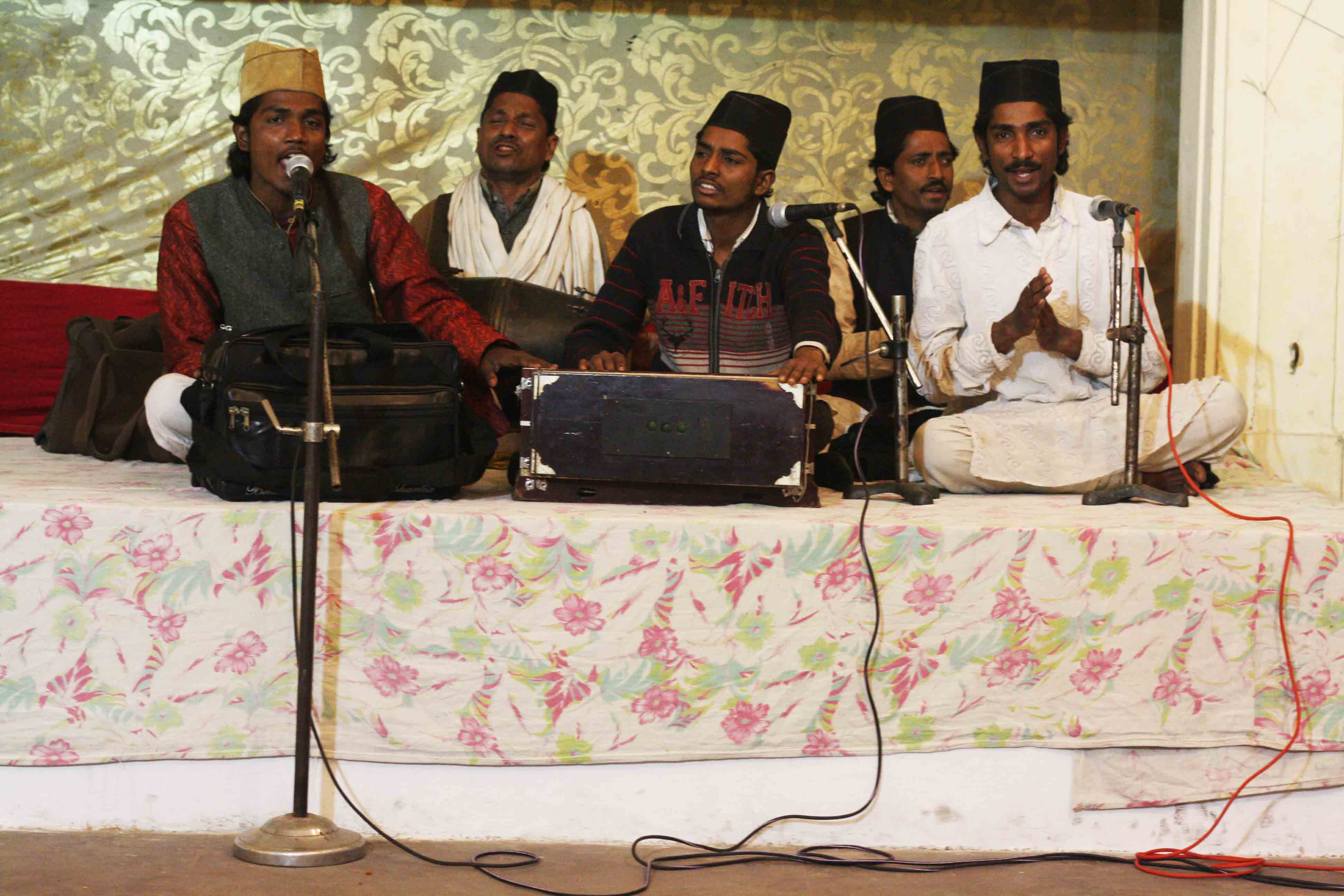 City Moment – Concert Hall Audience, Urs Mahal